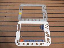 Raymarine C120 Classic Gasket, Plate, Lower Keypad & Top Right Membrane