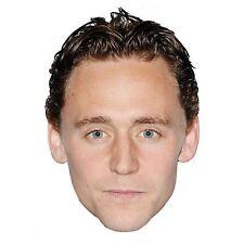 Tom Hiddleston Celebridad Máscara, Cara de tarjeta y máscara de Vestido de fantasía
