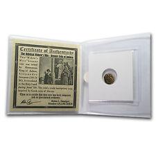 Widow's Mite In Standard Folder (103-76 BC) - SKU #42387