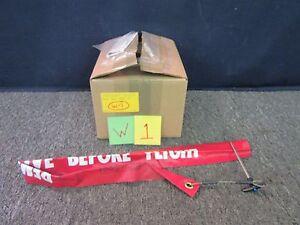 "Boeing Kitco 35"" Remove Before Flight F4S Aircraft Warning Streamer Pin New"