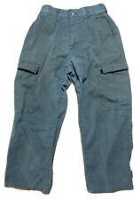 Wildland Firefighter Crew Boss made with Kevlar Nomex Cargo Pants Medium 28