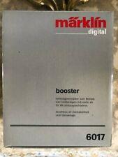 NIB MARKLIN DIGITAL BOOSTER, #6017, POWER REQUIREMENTS GREATER THAN 50 VA