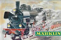 MARKLIN CATALOGUE : 1967-68 - MODELISME FERROVIAIRE- CONSTRUCTION - EN FRANCAIS