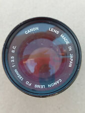Canon Lens 135mm