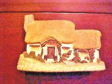 Nice Rural David Winter Cottage 1980 Rose Cottage British Original Box Coa M180