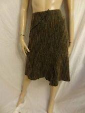 Zara Calf Length A-line Skirts for Women