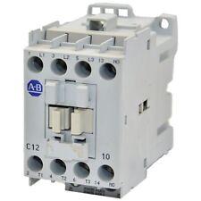 100-C12*10-A Allen Bradley 12A 550/600V 50/60Hz IEC Contactor 100C1210-A -SA
