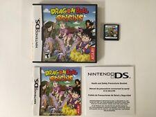 Dragon Ball Origins Nintendo DS CIB Complete Authentic Tested