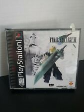 Rare Final fantasy 7 ps1  NEW  NO SHRINK WRAP!