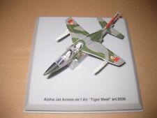 """Armour Colección 1/100 Alfa Jet-Francia Air Force """"Tiger satisfacer"""" ART.5036"""