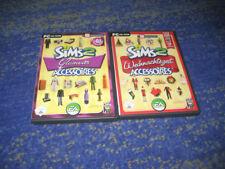 Die Sims 2: Glamour und Weihnachzeit - Accessoires PC