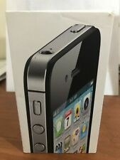 iPhone 4s Black Empty Box Only