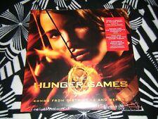 The Hunger Games Soundtrack Vinyl LP Taylor Swift Maroon 5 Kid Cudi Arcade Fire