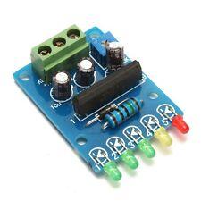 VU METER driver audio Modulo Indicatore livello Misuratore POWER BOARD 5 LED livello INDIC