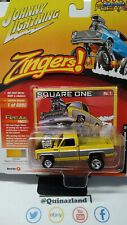 Johnny Lightning Street Freaks Zingers 1973 Chevy Cheyenne 10  (NG106)
