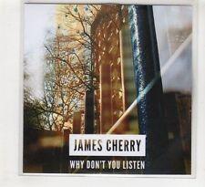(HD236) James Cherry, Why Don't You Listen - DJ CD
