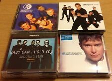 BOYZONE CD COLLECTION (25 Singles) Inc Stephen Gately CDs