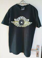 Nike T-Shirt Gr. L Basketball AIR JORDAN Legend Fly Wings Rar Retro Nahtlos