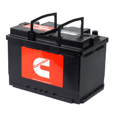 UPS Shippable Cummins Battery Group Size 48 AGM High Performance Car OEM Battery
