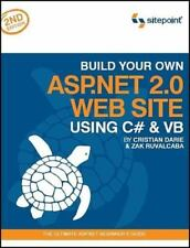 Build Your Own ASP.NET 2.0 Web Site Using C# & VB Cristian Darie, Zak Ruvalcaba