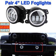 For 05-10 Chrysler 300 05-08 Magnum Bumper Car Front Driving Halo Fog Light lamp