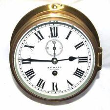 Brass Antique Wall Clocks (1900-Now)