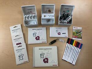 Complete Bernina DesignWorks Software & Tools - CutWork, PaintWork, CrystalWork