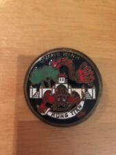 INSIGNE  COMMANDO GRUEBLER LEGION ETRANGERE.FRENCH FOREIGN  LEGION BADGE