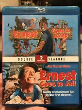 Ernest Goes To Camp/Ernest Goes To Jail 2 Movies Blu-ray Rate