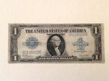 ~1923 $1 Large Size Us Silver Certificate - Fr 238 Woods / White