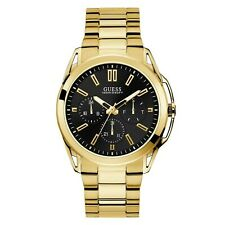 Guess Men's 'Vertex' Gold Tone Stainless Steel Quartz Watch W1176G3