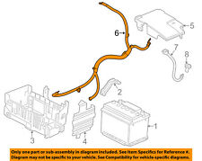 Buick GM OEM 12-17 Verano-Battery Cable 95437092