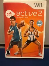 EA Sports Active 2: Personal Trainer - Nintendo Wii Game - Complete & Tested