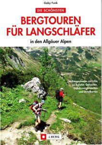 REISEFÜHRER Wanderführer Allgäu 30 Touren Oberstdorf Kleinwalsertal Füssen NEU