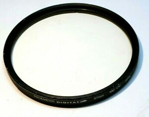 Promaster UV 67mm Lens filter threaded screw in MC Digital Multi-Coated