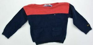 Classy Original Baby Sweater From Tommy Hilfiger Size 74 80 Angora Percentage