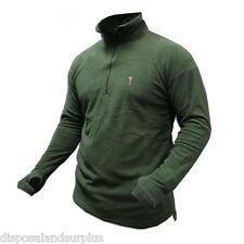 AUSTRALIAN ARMY LONG SLEEVE NORWEGIAN SKIVVY LONG SLEEVE COLD WEATHER LAYER