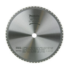 Makita A-90532 12-inch 60T Carbide Tipped Ferrous Metal Cutting Saw Blade