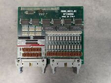 Tecnos M68k961001 Board Formasterwood Cnc Mw 280 Top Board