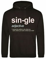 Single Definition - Sweatshirt Hoodie AWDiS