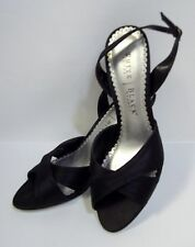White House Black Market Strappy Heels Womens Shoes Sandals Size 7.5 M