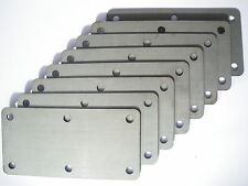8 Roll Cage Footplates: Strengthening, Mounting, Fabrication (200x100x3)(3024-8)