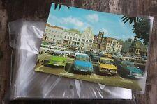 H4 100 Ansichtskarten Postkarten Folien Hüllen PREMIUM für neue AK HART 151x114