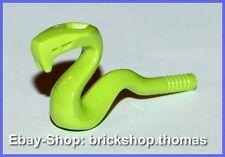 Lego Serpent Vert - 98136 - Ninjago Serpent Mini Lime - Neuf / Neuf