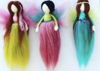 Fairy Needle Felting Kit *Everything you need is included * Starter Kit - New UK