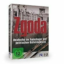 Zgoda - Deutsche im Todeslager der polnischen Geheim... | DVD | Zustand sehr gut