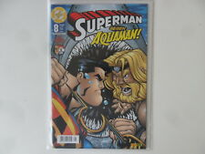DC Panini Comics - Superman gegen Aquaman - # 8 - Zustand: 1