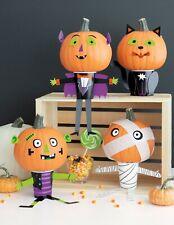 DIY Pumpkin Faces Decorate Your Own Pumpkin Kit, Kids Fun Entertainment Activity