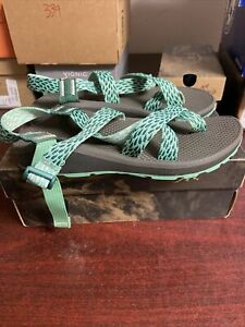 Chaco Womens Zclpud 2 Tidal Katydid Strappy Sandals Size 8 M , 337