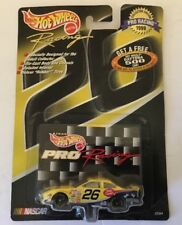 HotWheels Pro Racing Collector Edition 1999 Johnny Benson #26 Mattel Die-Cast